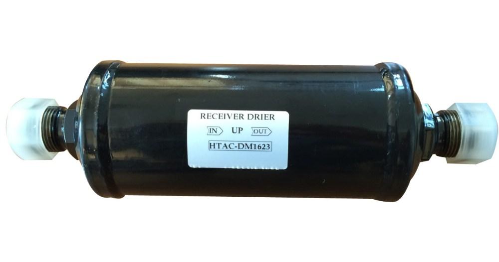 medium resolution of china bus air conditioner receiver drier dml306 023z0193 china filter drier receiver drier
