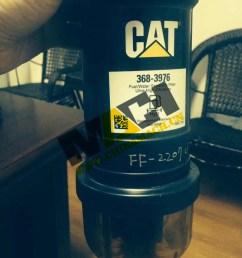 china cat fuel water separator filter 368 3976 china separator filter 368 3976 [ 852 x 1136 Pixel ]