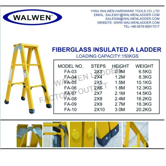 China 4 Step Ladders Folding Hunting Small Step Fiberglass Frp Ladder Stand China 4 Step Ladders And Folding Hunting Ladder Price