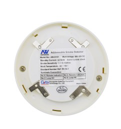 addressable smoke detector can be addressed individually fire alarm [ 1000 x 1000 Pixel ]
