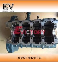 v1505t v1505 v2607 v3307 v3600 cylinder head block gasket used for kubota excavator [ 900 x 900 Pixel ]