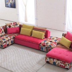 China Sofa Fabric Masterfield Furniture Sofas Modern Corner Ls4a184