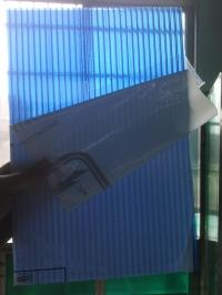 Hollow Polycarbonate Sheet Twin-Wall for Greenhouse Panels ...