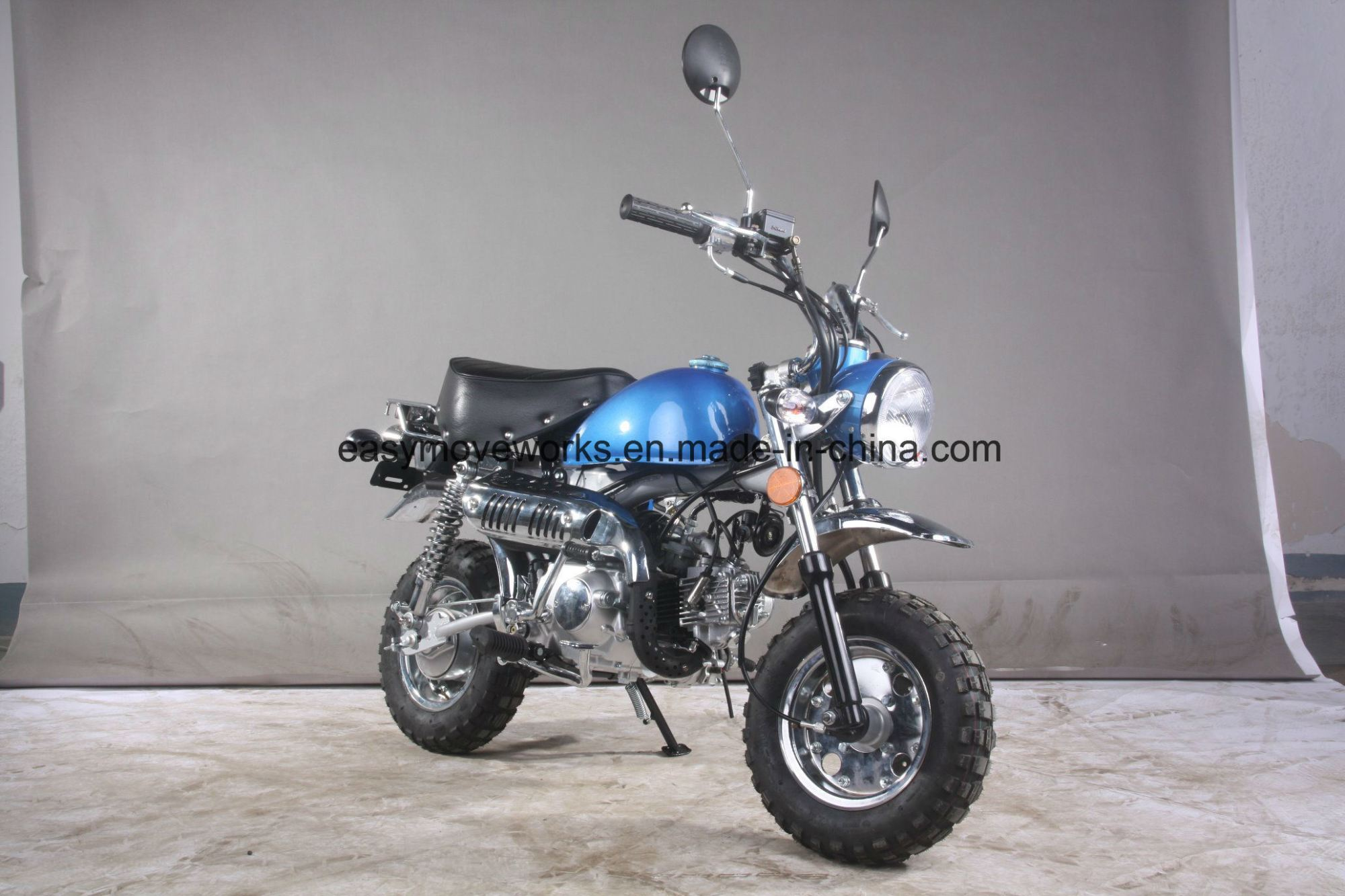 hight resolution of china zhenhua classic motorcycle monkey bike 50cc euro4 efi china motorcycle electric motorcycle