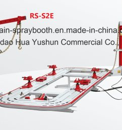 china auto repair tool auto body alignment bench rs s2e china chassis straightening bench car body bench [ 1600 x 1144 Pixel ]