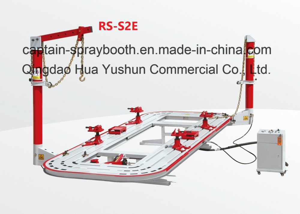 medium resolution of china auto repair tool auto body alignment bench rs s2e china chassis straightening bench car body bench