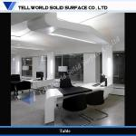 China Customized Design Office Tables And Chairs Office Desk
