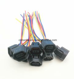 china 7283 8730 30 yazaki 3 pin female connector waterproof auto wire harness china cable harness auto wire harness [ 1499 x 1526 Pixel ]