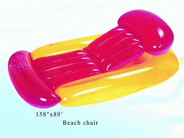 China Inflatable Beach Chair SY2205  China inflatables