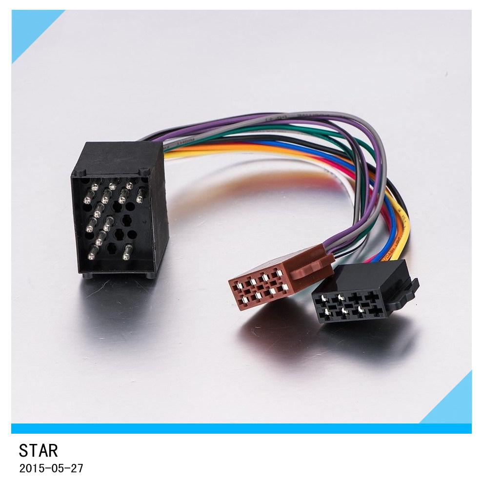 medium resolution of china wholesales custom automobile iso plug audio wiring harness for bmw car china automobile iso plug wire harness male plug audio wiring harness