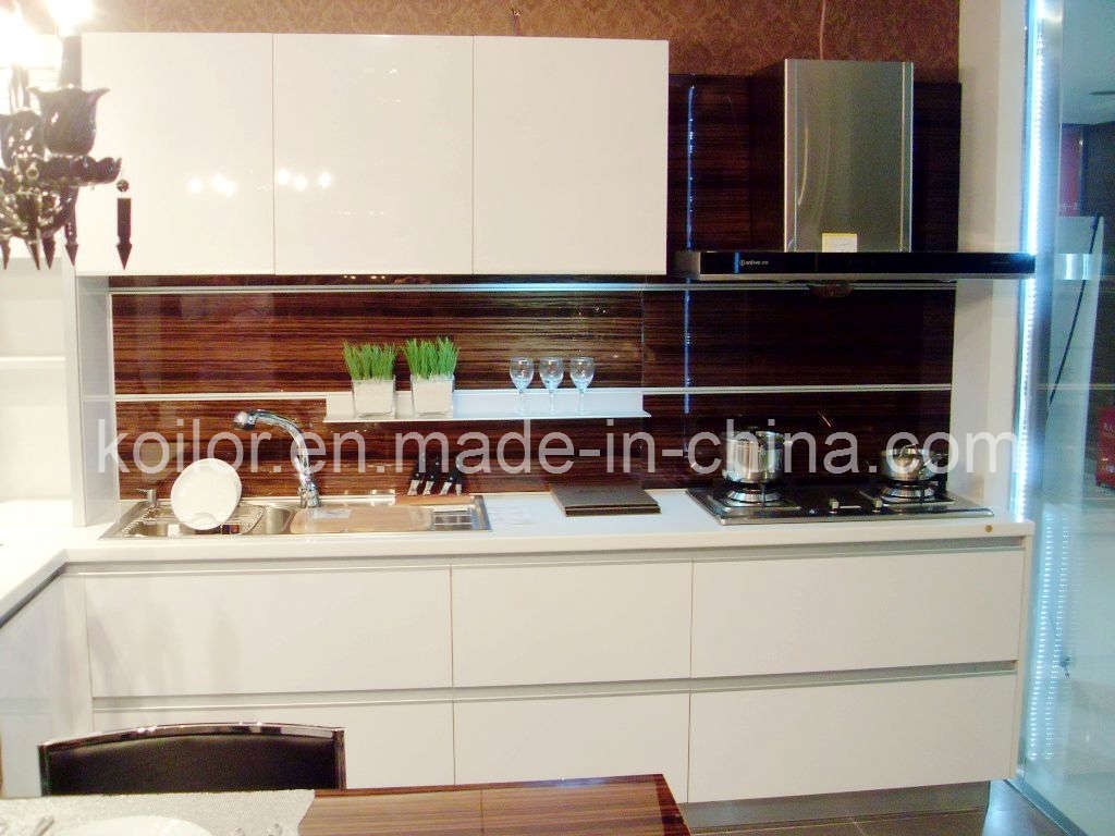 high gloss kitchen cabinets rear travel trailers china lacquer cabinet simple space