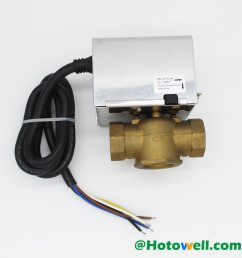 china 5 wire taco honeywell 2 way port zone water valve china 2 port valve zone valve [ 2000 x 2000 Pixel ]