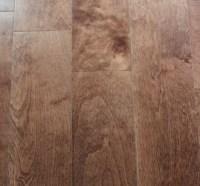 China Solid and Engineered Birch Wood Flooring - China ...