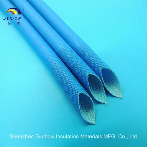 small resolution of fiberglass sleeving coated silicone resin for wire harness cable protection