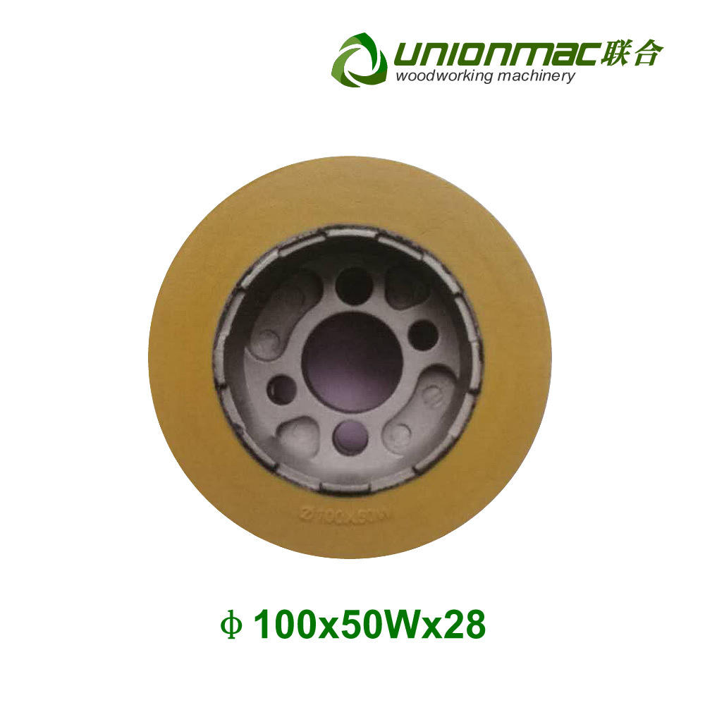 Polyurethane Stock Feeder Wheels