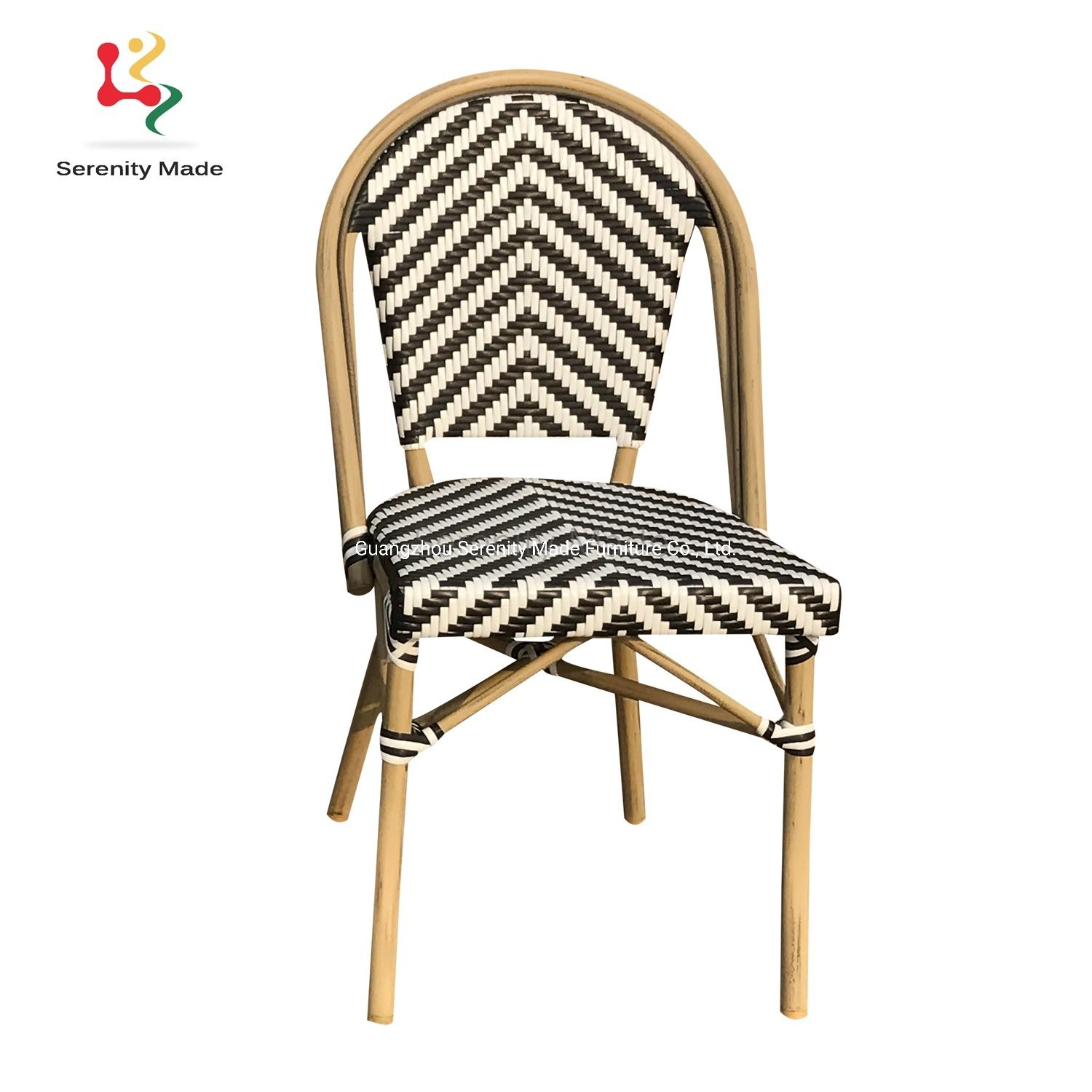 China Cafe Furniture Synthetic Rattan Outdoor Bamboo Dining Chair Rattan Furniture China Outdoor Furniture China