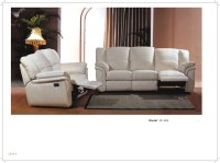 China Living Room Furniture -Leather Sofa (L-JX02) - China ...