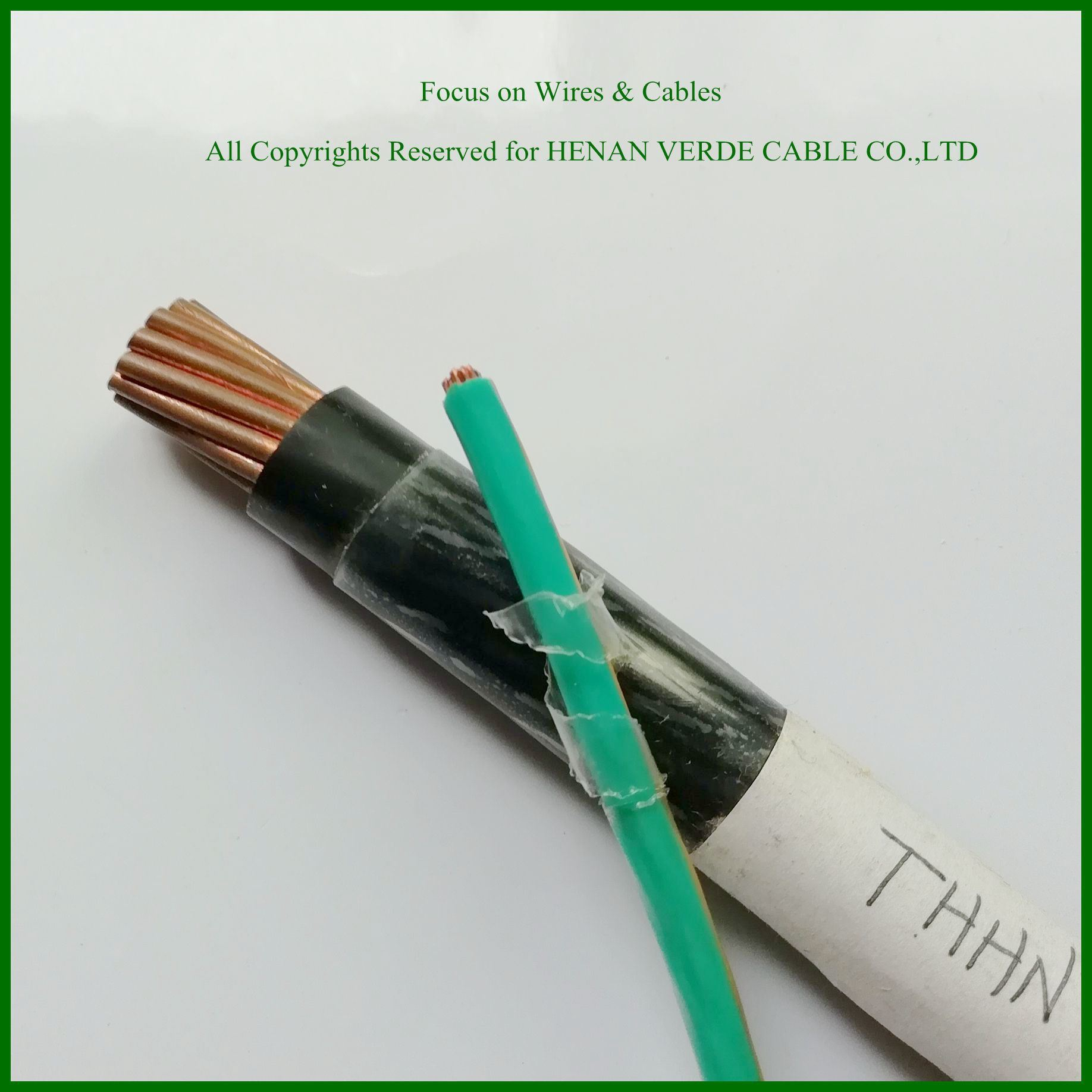 Thhn Wire - hw153 600v shielded control cable thhn or thwn 2