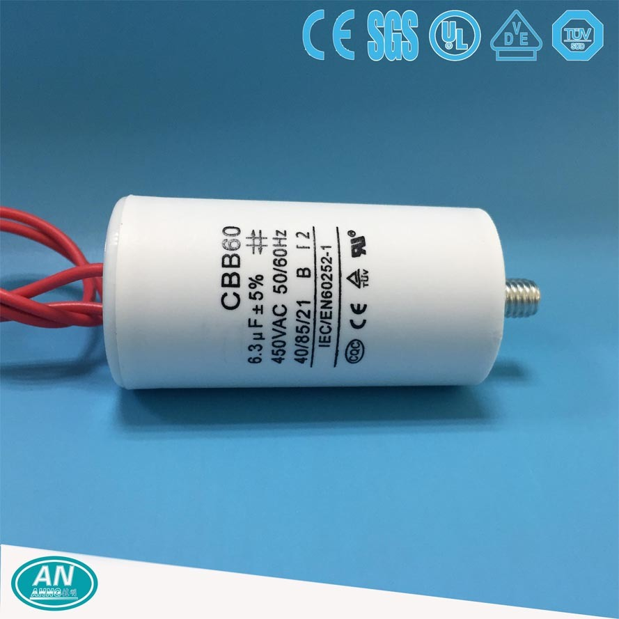 medium resolution of china cbb60 series ac motor capacitor run capacitor 6 3uf 450v china cbb60 capacitor ac motor capacitor