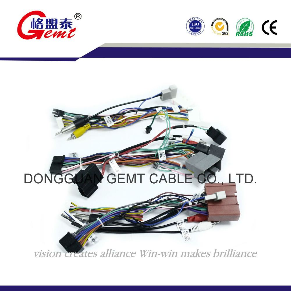 medium resolution of china top quality 24 pin jeep trailer electric wire harness china auto wire car cable