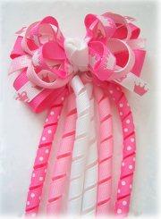 china stylish korker hair bow