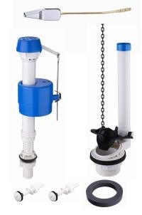 China Toilet Repair Kits and Fill & Flush Valve (HJ04 ...