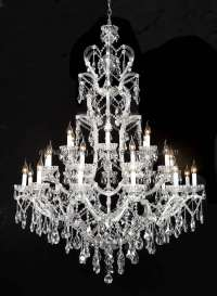 CRYSTALS FOR CHANDELIERS
