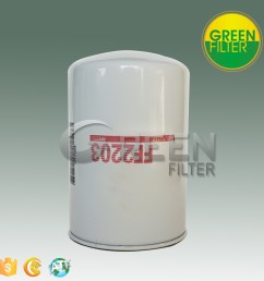 high performance fuel filter auto parts ff2203 bf7760 33691 p552203 [ 1000 x 1000 Pixel ]