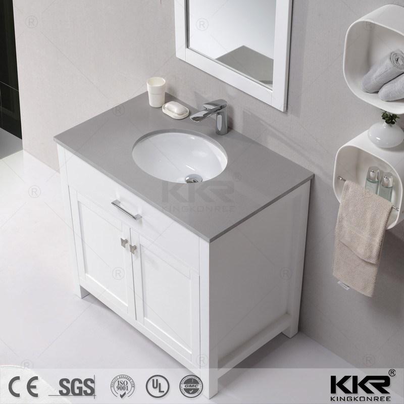 hot item sink counter top bathroom vanities with storage cabinet