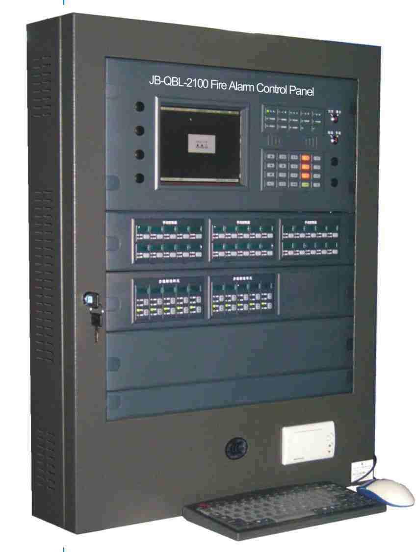 hight resolution of addressable fire alarm system zeta