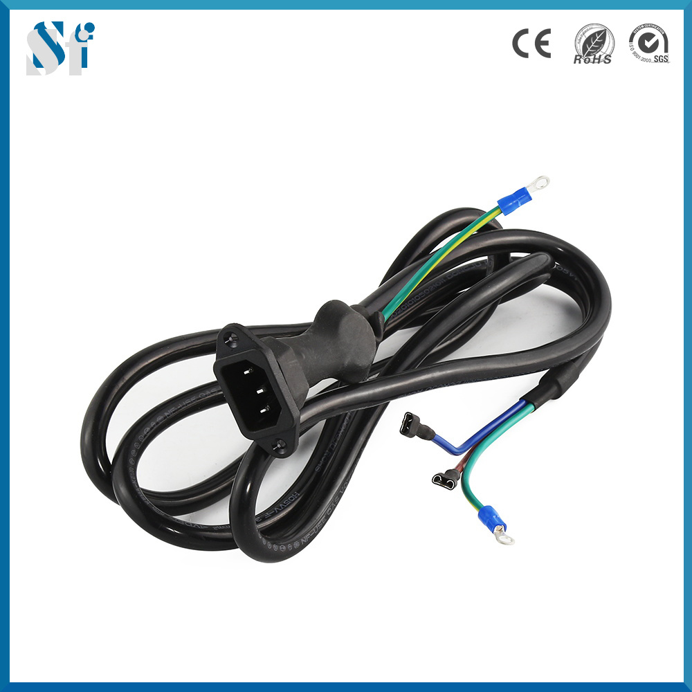 hight resolution of china custom electrical connector wire harness for home appliance china connector wire harness electrical wire connector