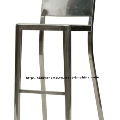High Bar Stool Chairs Marrakech Swing Chair China Emeco Dining Restaurant Stainless Steel Navy Stools