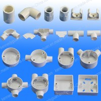 China Electrical PVC Pipe Fittings Male Bush Photos ...