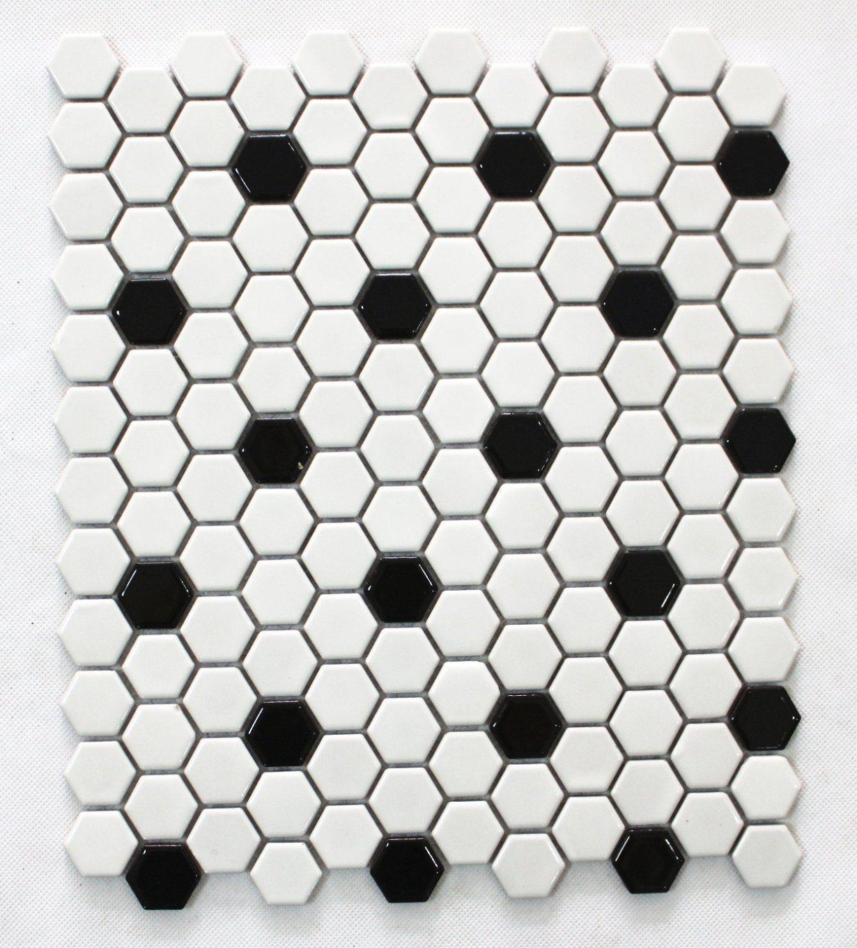 china nordic custom small hexagonal