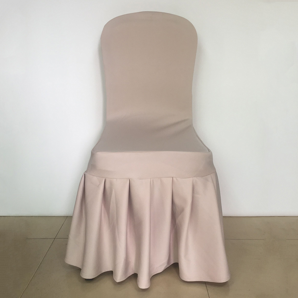 Cover For Chair Hot Item Durable Spandex Chair Cover For Hotel Banquet Event Dining Chair