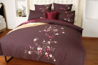China Embroidery Bedding Set -4 - China Quilt Cover ...
