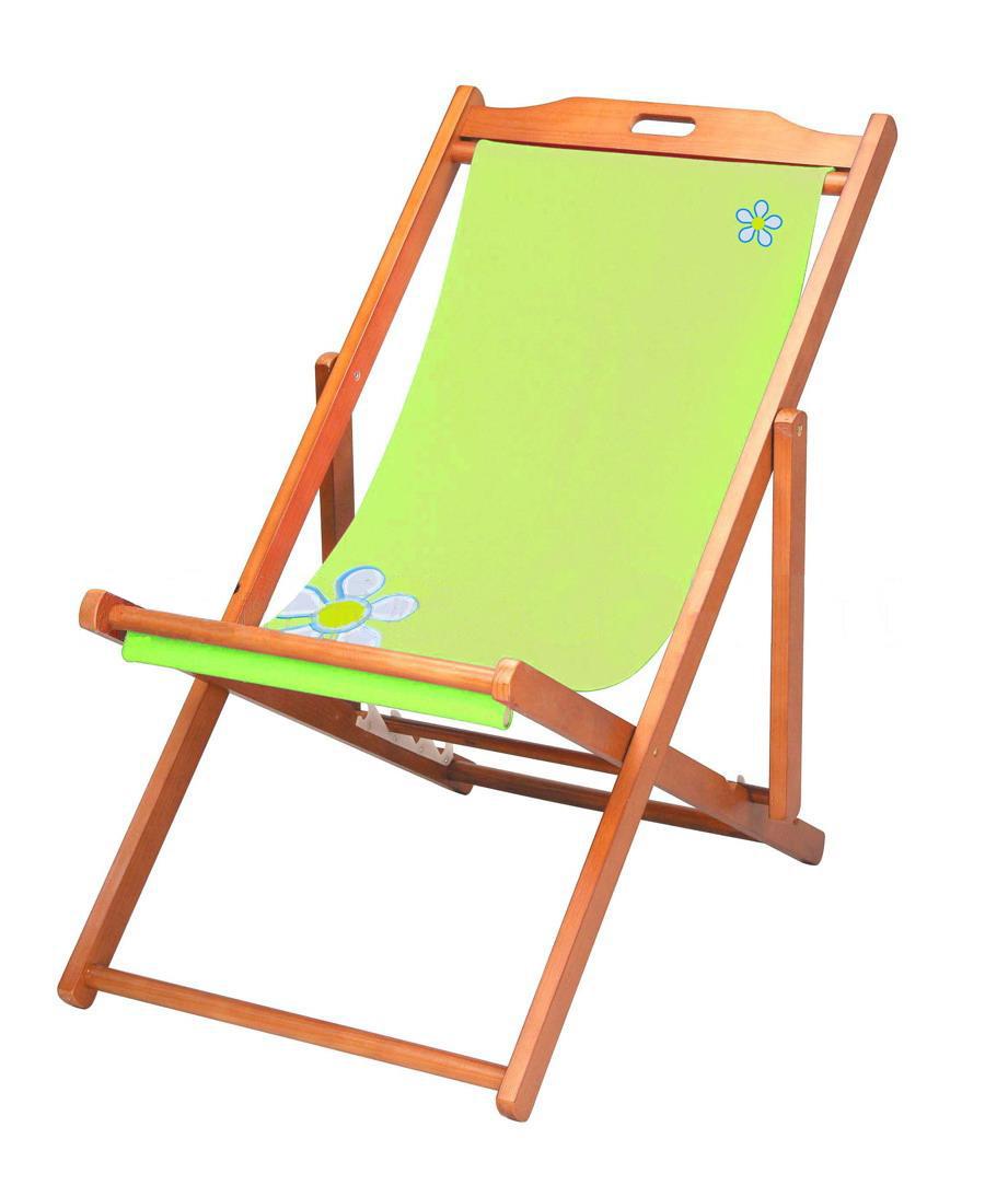 China Wooden Beach Chair (BPSS011)