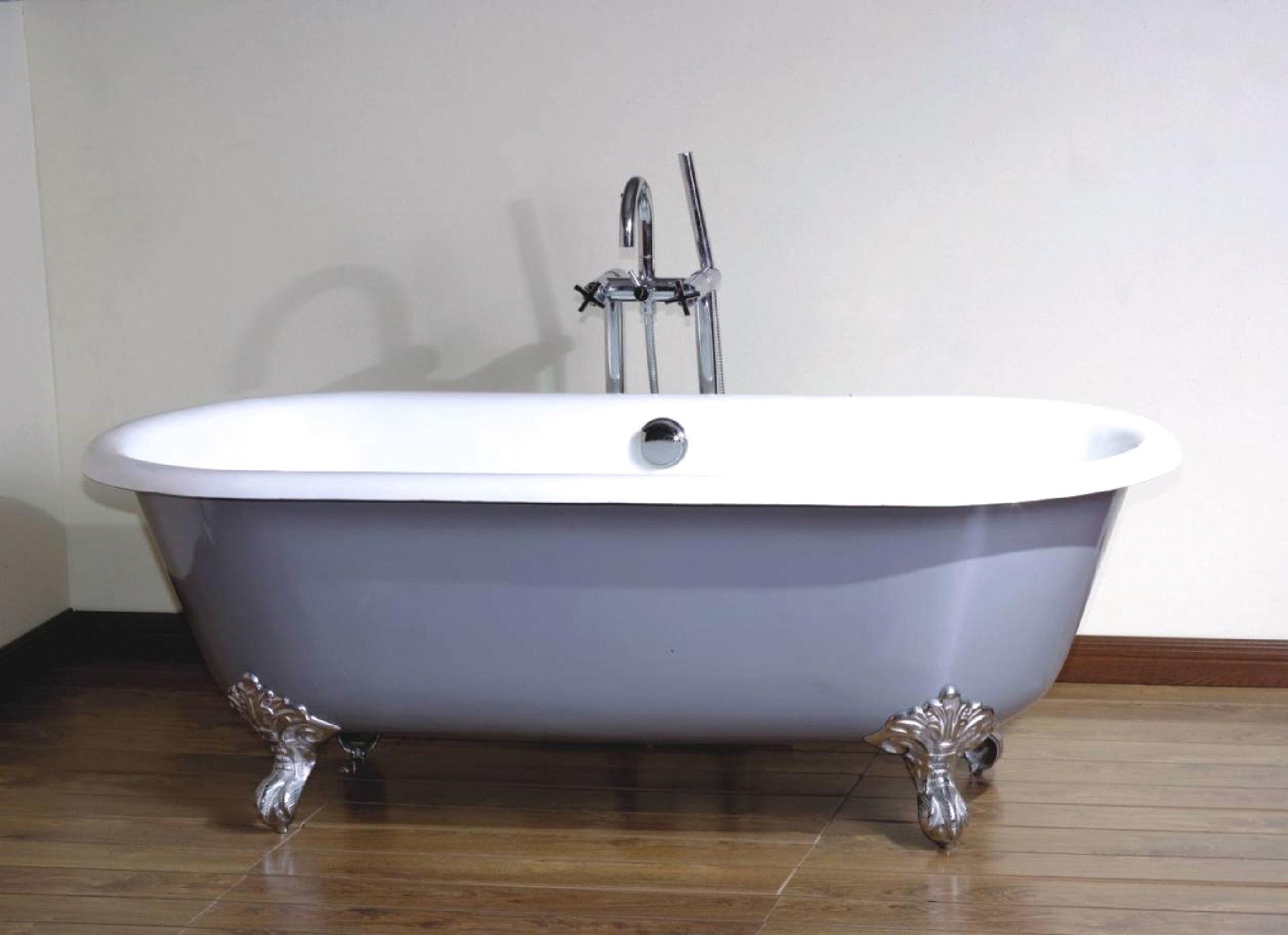 China Cast Iron Bathtub YT89  China Cast Iron Bathtub
