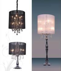 China Crystal Pendant Lamp-Chandelier, Table Lamp, Floor ...