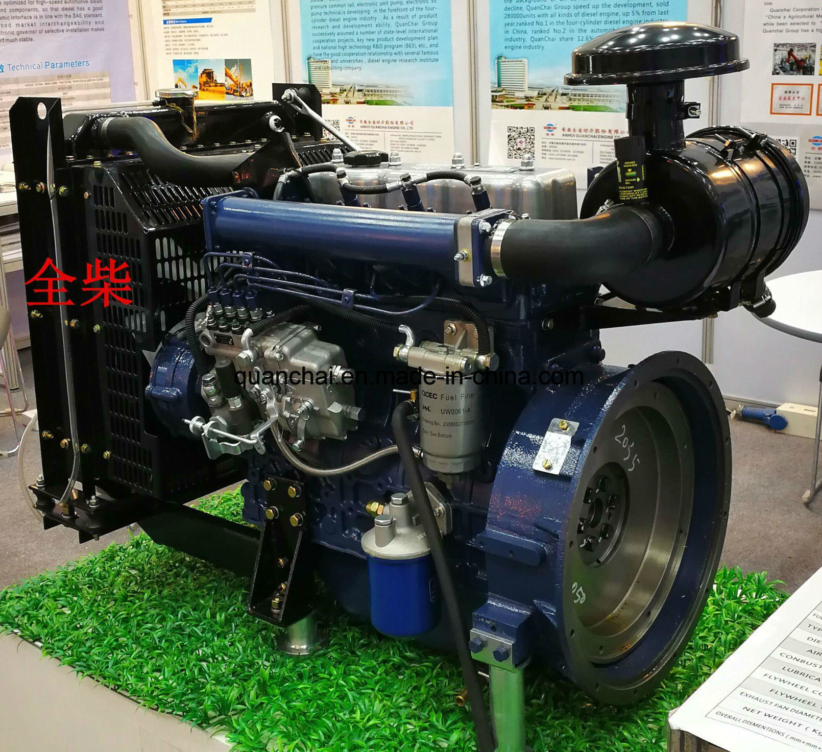 hight resolution of china water cooled 4 cylinders small diesel engines china diesel engine for generating set generator set diesel engine