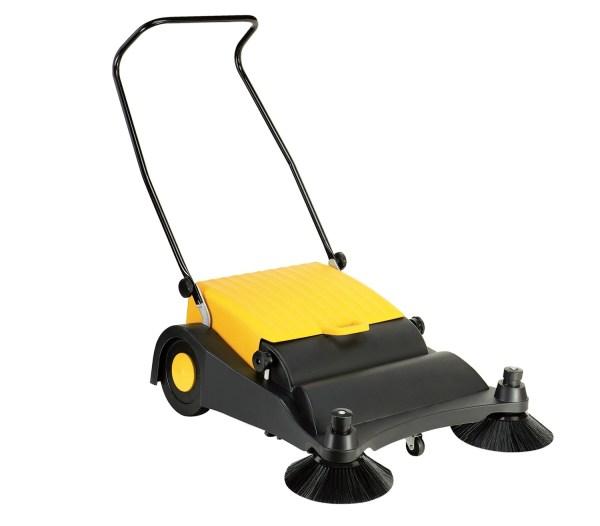 China 40l High Quality Manual Sweeper Zls800