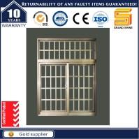 China Latest Design Double Glazing Aluminum Sliding Window ...