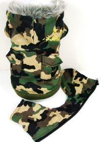 dog camouflage