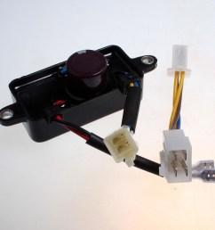 18961 02800 voltage regulator for honda kubota gl6500s [ 1000 x 1000 Pixel ]