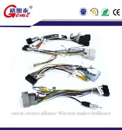 china 1 to 3 16 pin splitter extension connector adapter wire harness for car china auto wire car cable [ 1500 x 1500 Pixel ]