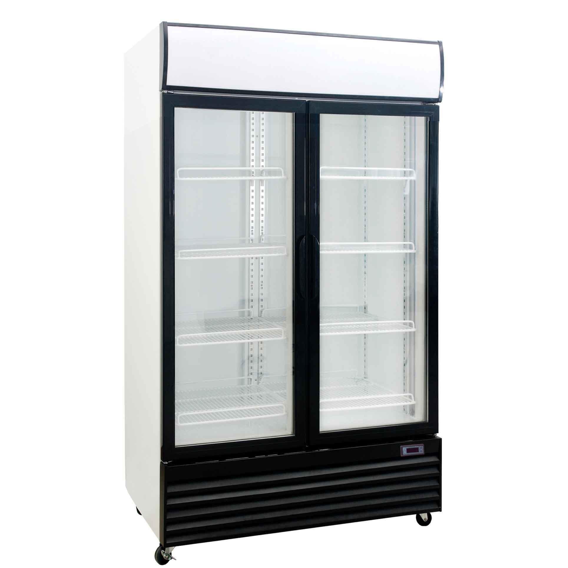 China 1000L Upright Commercial Refrigerator SSP1000WBA