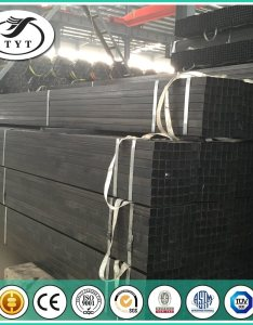 China ms pipe full form square weight chart construction materials steel black erw tube also rh tytgg  ende in