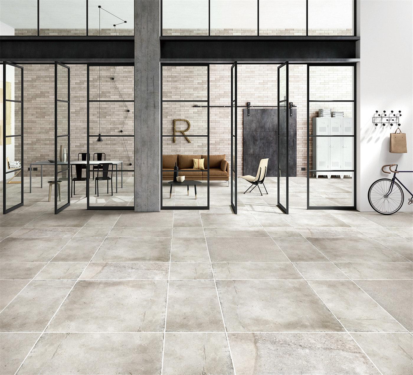 china 24x24 grey kitchen floor