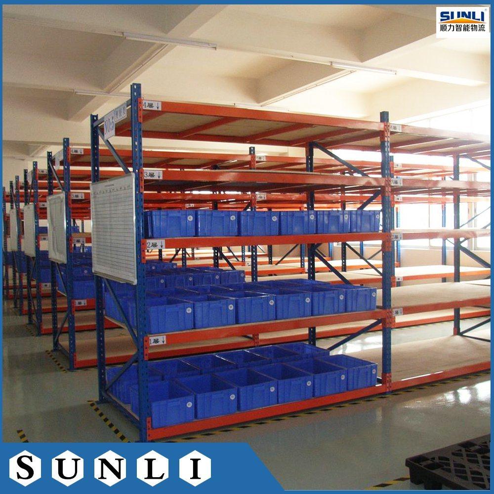 hot item heavy duty warehouse storage industrial shelf rack metal shelving