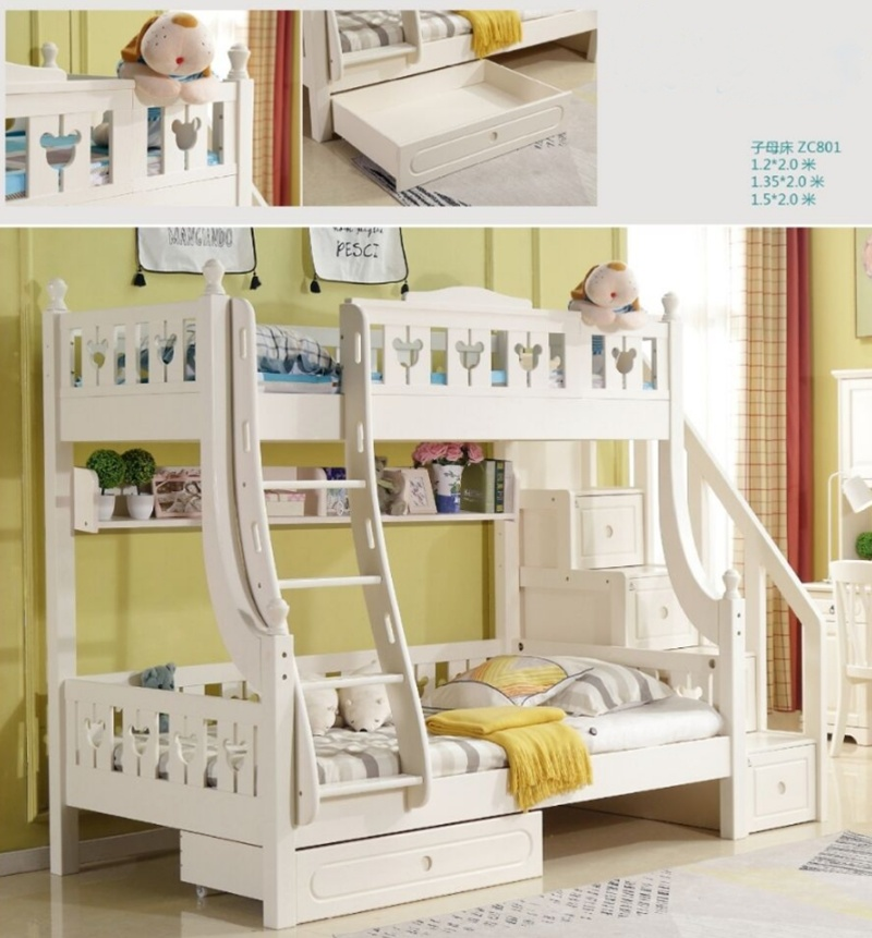 child bedroom wooden kids furniture